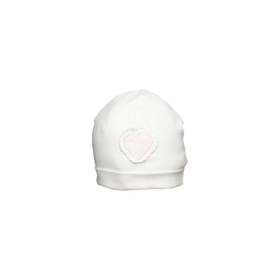 mutsje met hart - wit-1