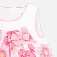 thumb-jurk met broekje bloemen - roze-4