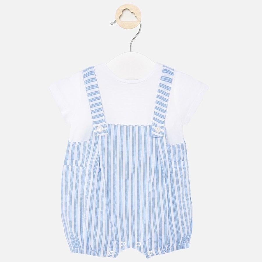 babypakje gestreept - blauw-1