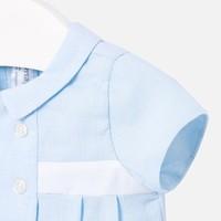 thumb-babypakje kort met kraagje - blauw-3