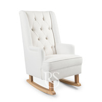 thumb-schommelstoel Kids Rocker - Snow White / Natural-1