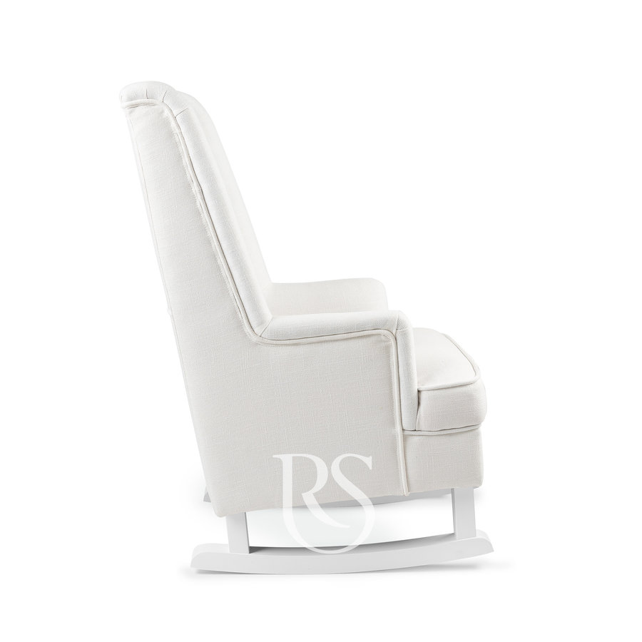 schommelstoel Kids Rocker - Snow White / White-4
