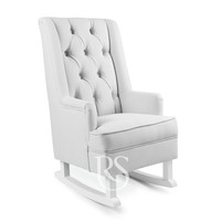 thumb-schommelstoel Kids - Silver Grey-1