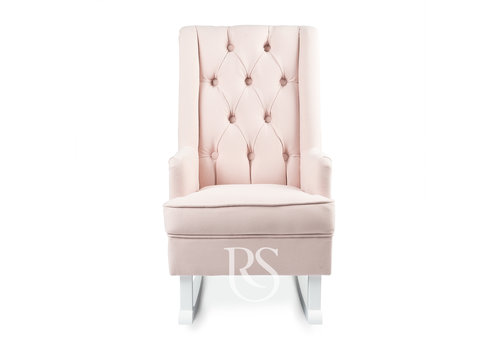 Rocking Seats schommelstoel Kids Rocker - Blush Pink