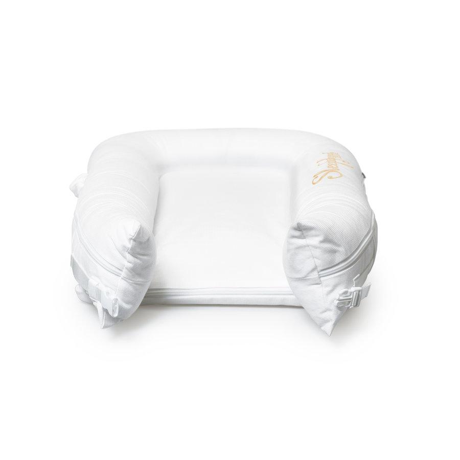 Deluxe+ babynestje Pristine White-3