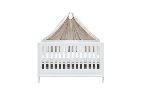Théophile & Patachou Sand Set 2 hemels schuif voor bed 185x150 - linnen
