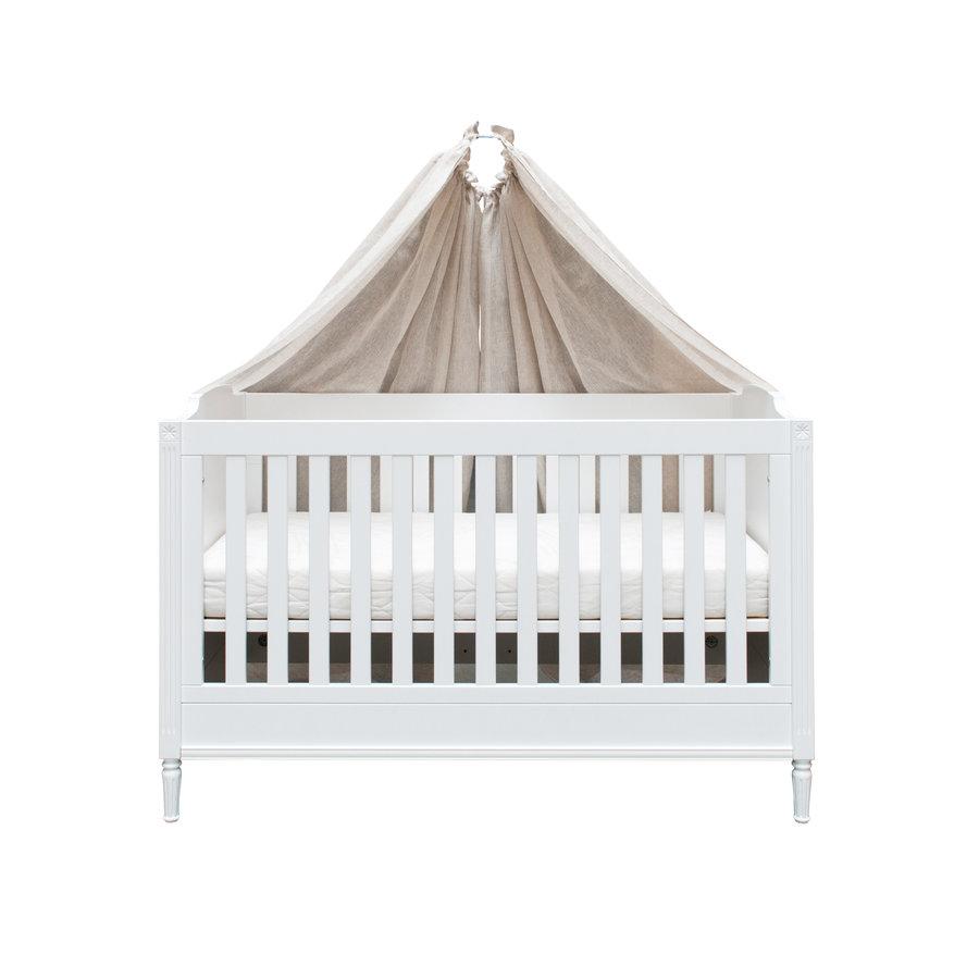 Sand Set 2 hemels schuif voor bed 185x150 - linnen-1