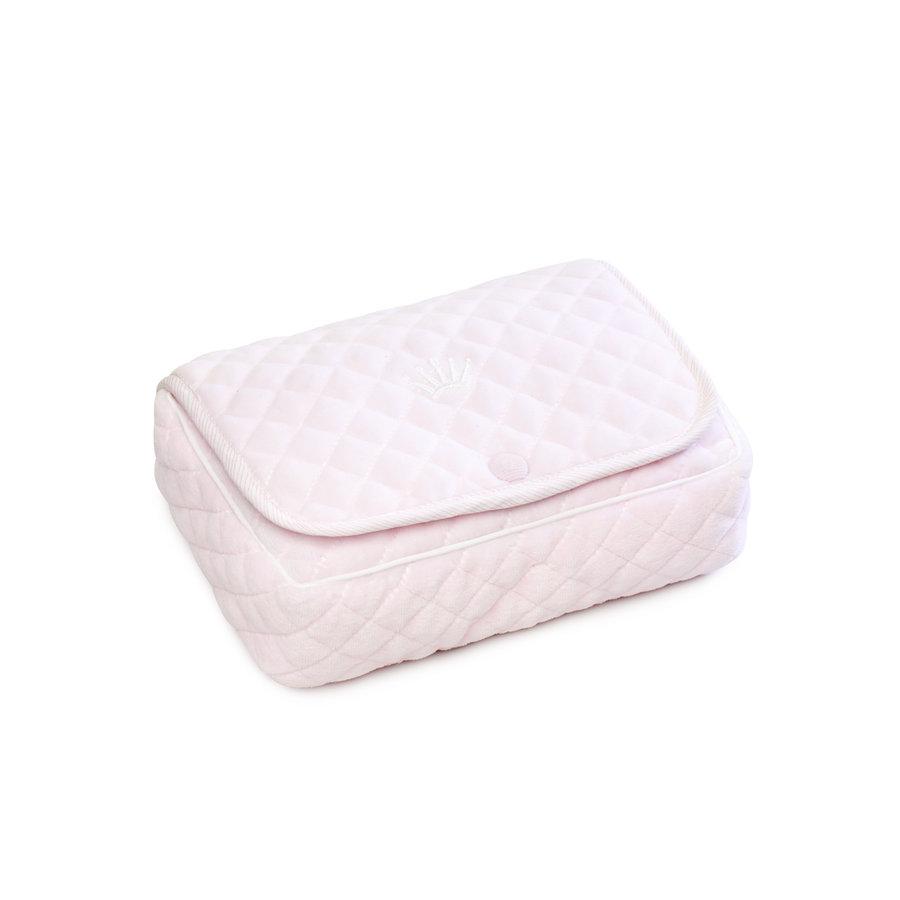 hoes voor vochtige doekjes - Pretty Pink-1