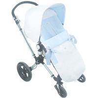 voetenzak buggy - blauw