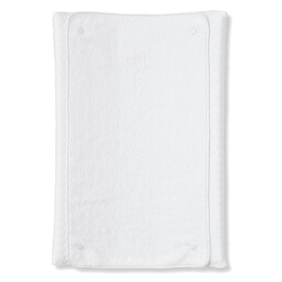 aankleedkussenhoes - Crystal White-1