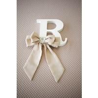 letter met strik - glamour