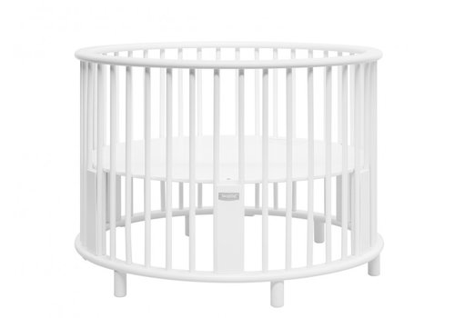 Bopita Babybox Rondo - Wit
