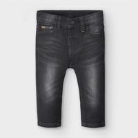 spijkerbroekje stretch - zwart