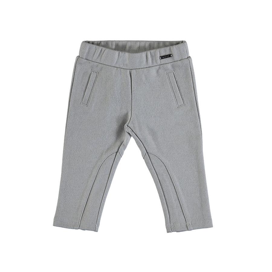 broekje stretch - grijs-1