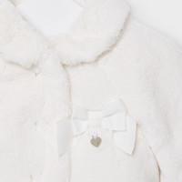 thumb-faux fur jasje met strik - offwhite-3