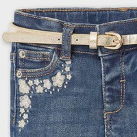 thumb-spijkerbroekje met riem - blauw-4