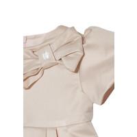 thumb-jurk met strik - roze-3
