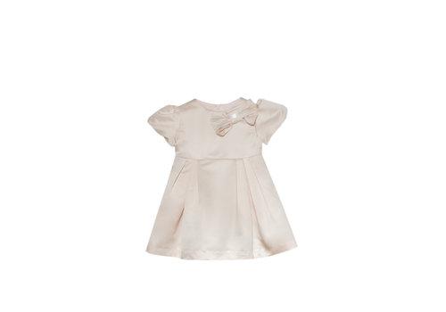 Patachou jurk met strik - roze