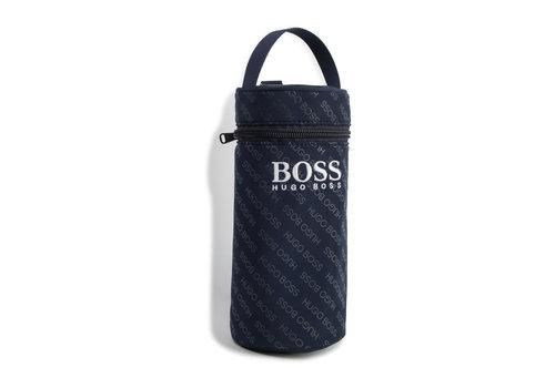 Hugo Boss flessenhouder boss letters - blauw