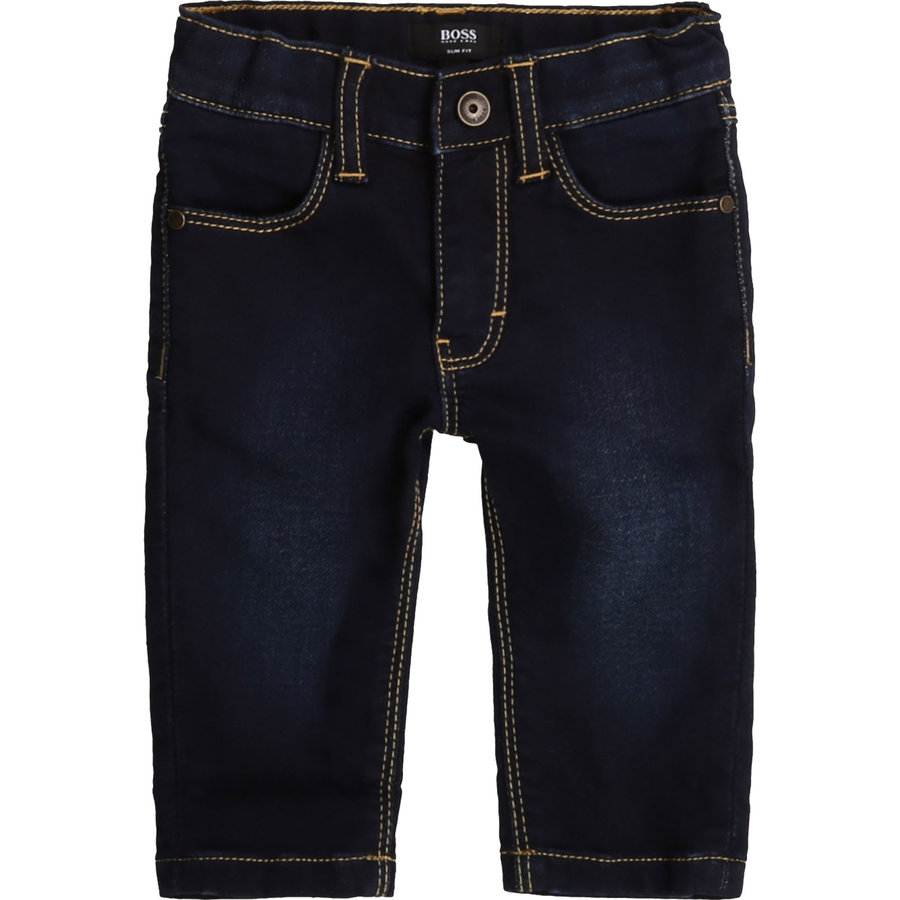 spijkerbroekje boss stretch - blauw-2