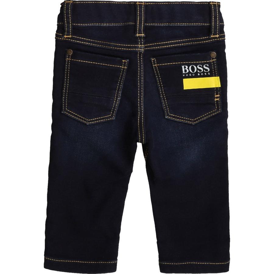 spijkerbroekje boss stretch - blauw-1