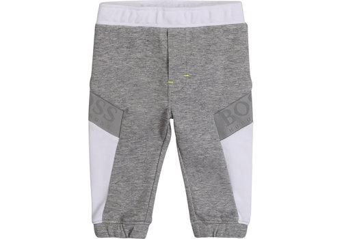 Hugo Boss joggingbroekje - grijs