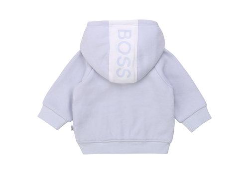 Hugo Boss baby vestje boss - blauw