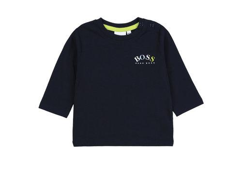 Hugo Boss t-shirt boss - blauw