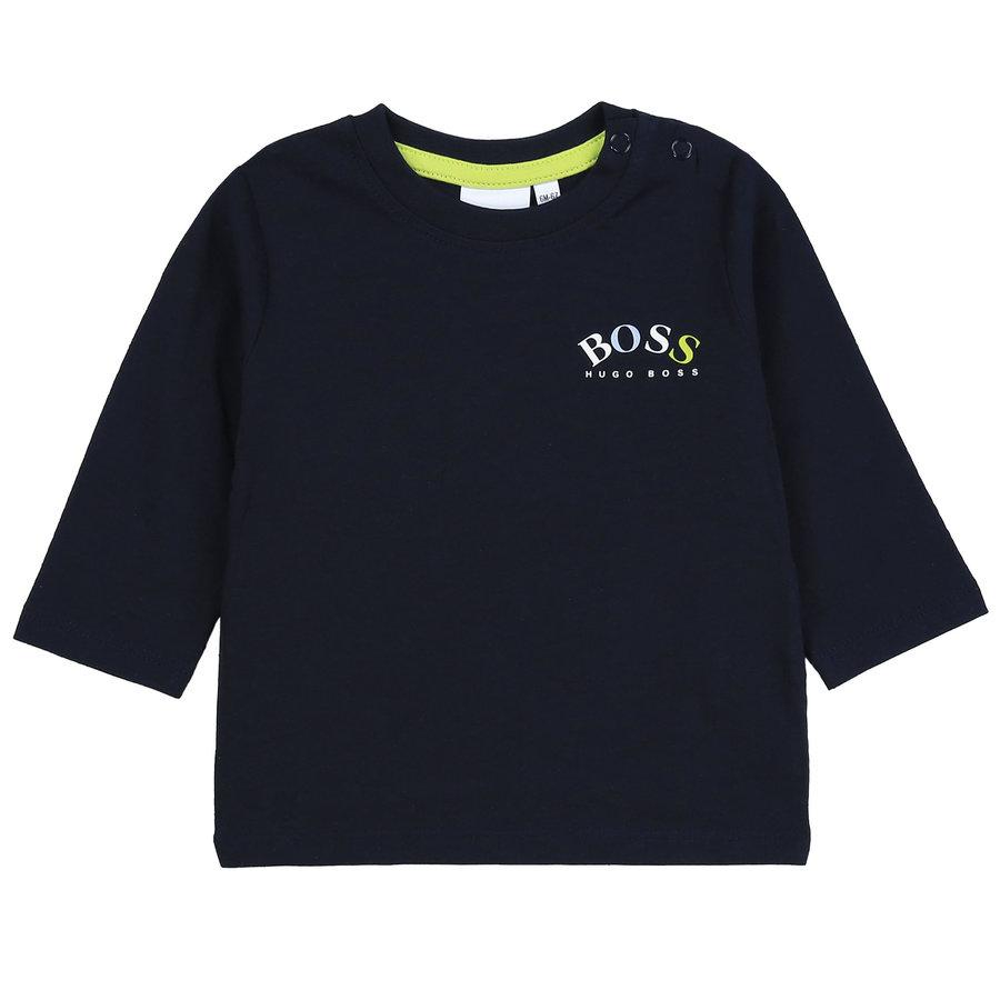 t-shirt boss - blauw-1