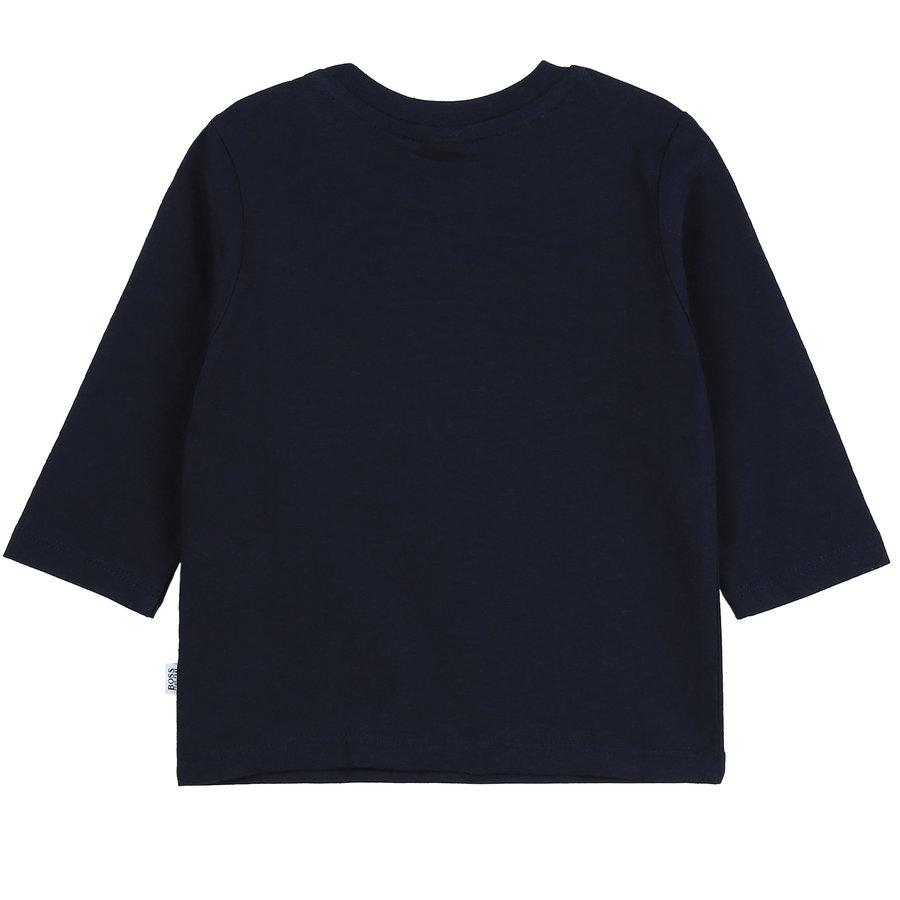 t-shirt boss - blauw-2