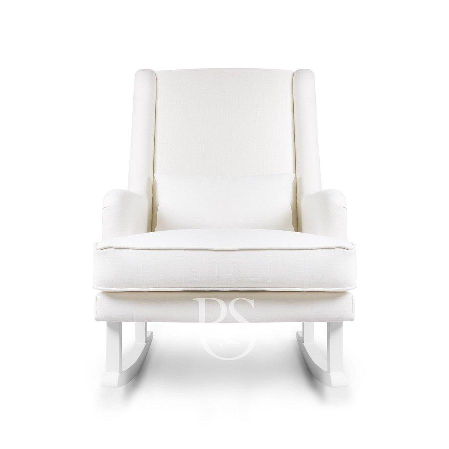 schommelstoel Bliss Rocker - Snow White / White-2