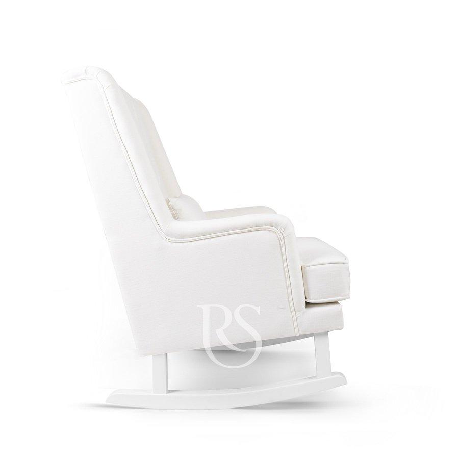 schommelstoel Bliss Rocker - Snow White / White-3