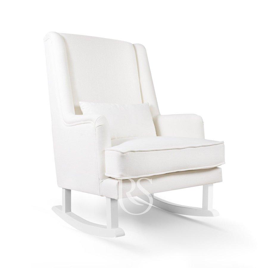 schommelstoel Bliss Rocker - Snow White / White-1