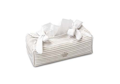 First - My First Collection hoes voor tissues - Ethnic White