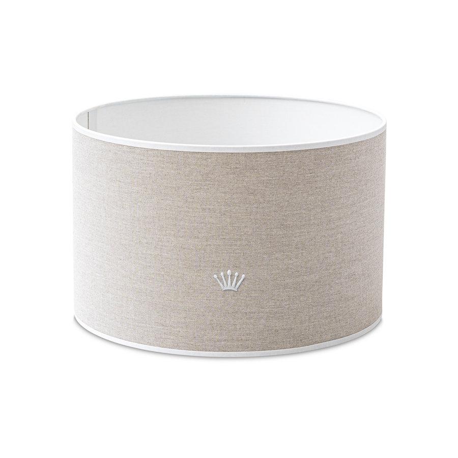 beige lampenkap voor staande vloerlamp - Ethnic White-1