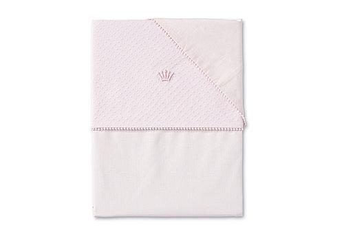 First - My First Collection dekbedovertrek wieg - Pretty Pink