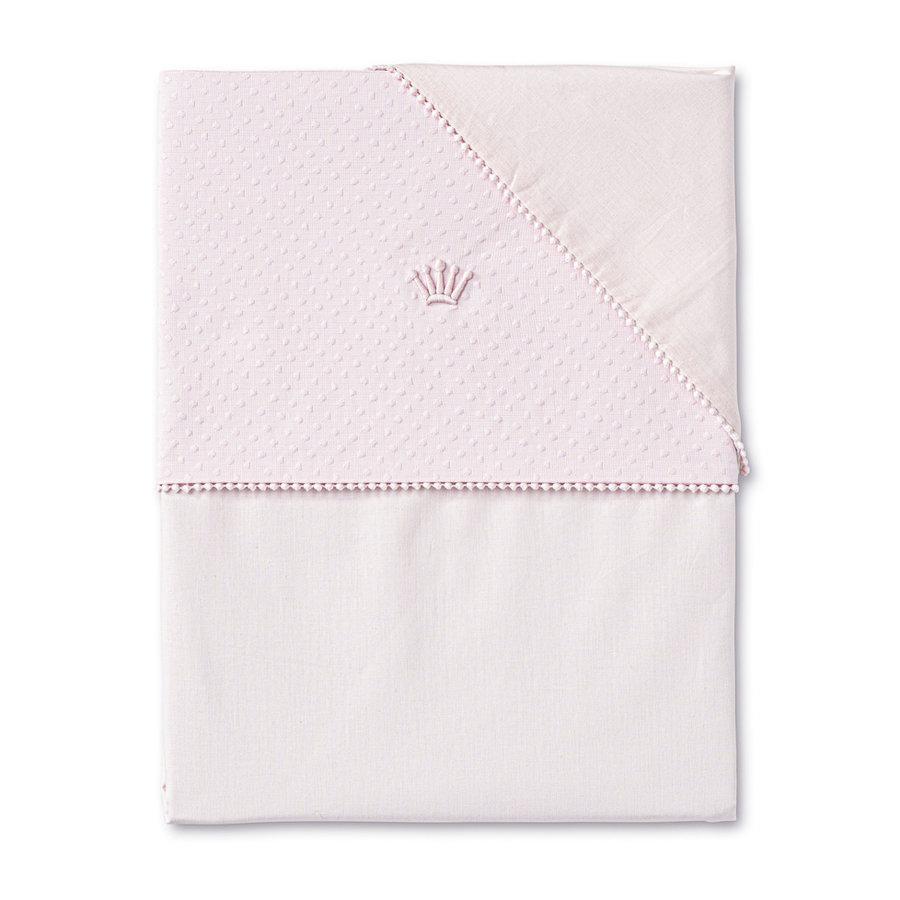 overtrek voor ledikant - Pretty Pink-1