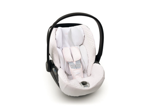 First - My First Collection hoes Cybex Cloud Z autostoel - Pretty Pink