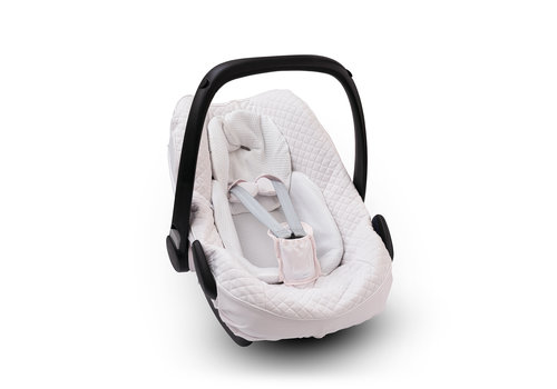 First - My First Collection hoes Maxi Cosi Pebble Pro - Pretty Pink