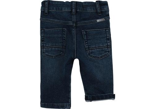 Hugo Boss jeans boss stretch - blauw