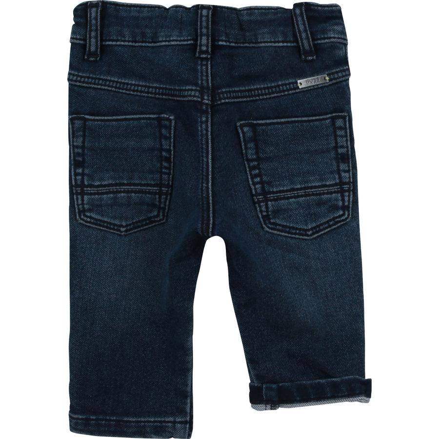 jeans boss stretch - blauw-1