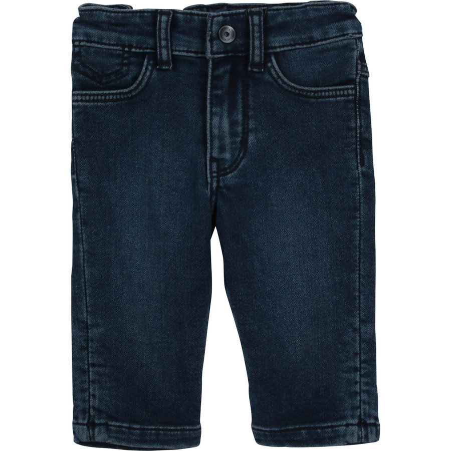 jeans boss stretch - blauw-2