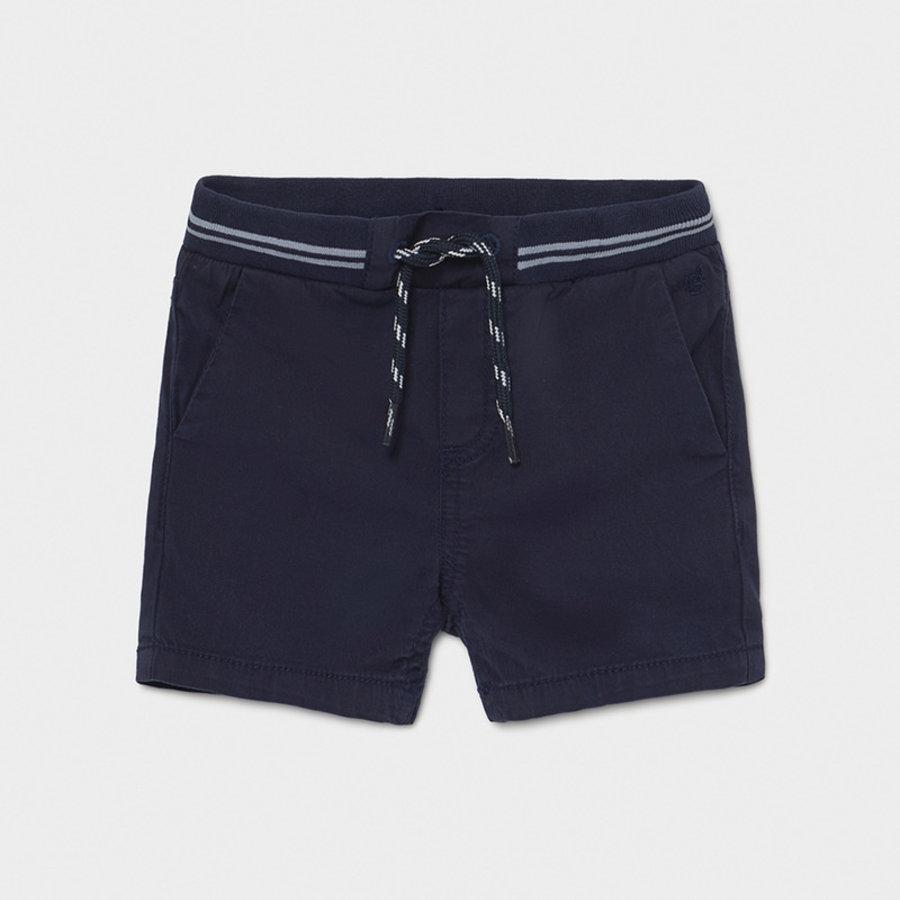 kort broekje - blauw-1
