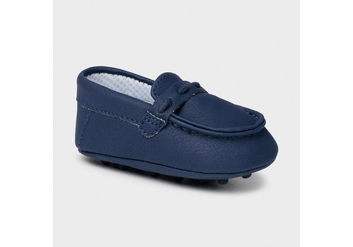 Mayoral baby moccasin - blauw