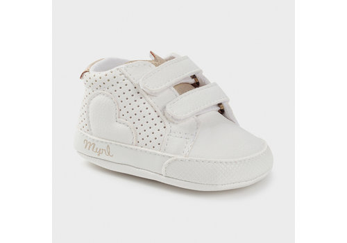 Mayoral baby sneakers - wit