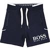 Hugo Boss joggingbroekje kort - blauw