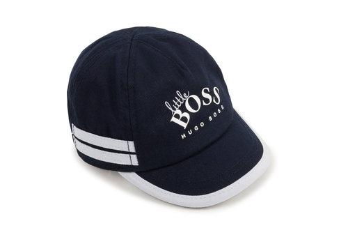 Hugo Boss babypet boss - blauw