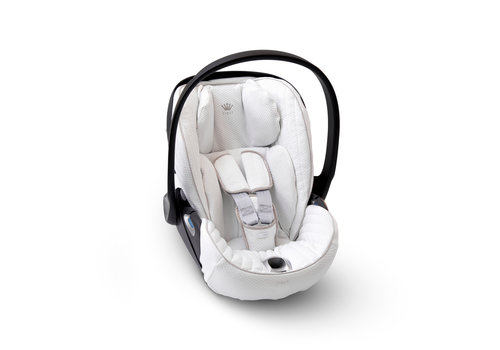 First - My First Collection hoes voor cybex cloud z - Ethnic White