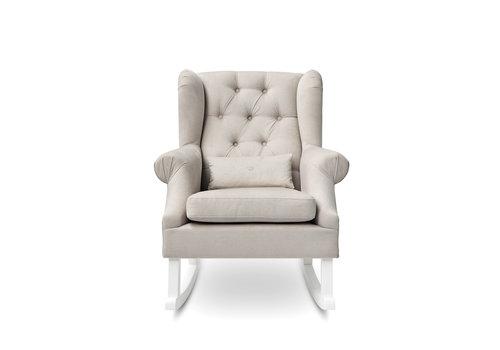 First - My First Collection schommelstoel Nino - beige