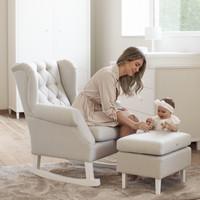 thumb-schommelstoel Nino - beige-5
